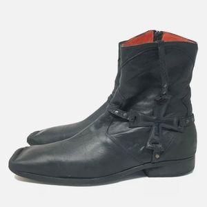 Mark Nason Boots Men's Alicante Black Leather
